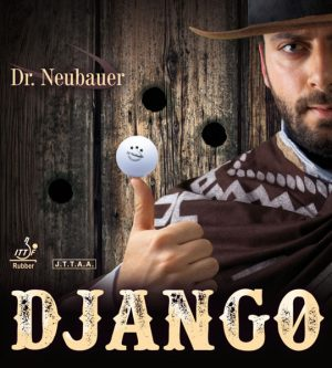 Dr Neubauer Django Table Tennis Rubber