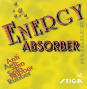 Stiga Energy Absorber Table Tennis Rubber