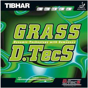 Tibhar Grass D.TecS Long Pimple Table Tennis Rubber