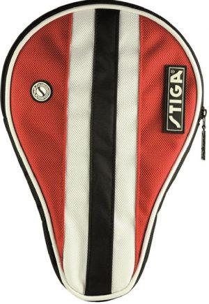 Stiga Line Table Tennis Bat Case - Red