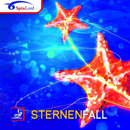 SpinLord Sternenfall Long Pimple Table Tennis Rubber