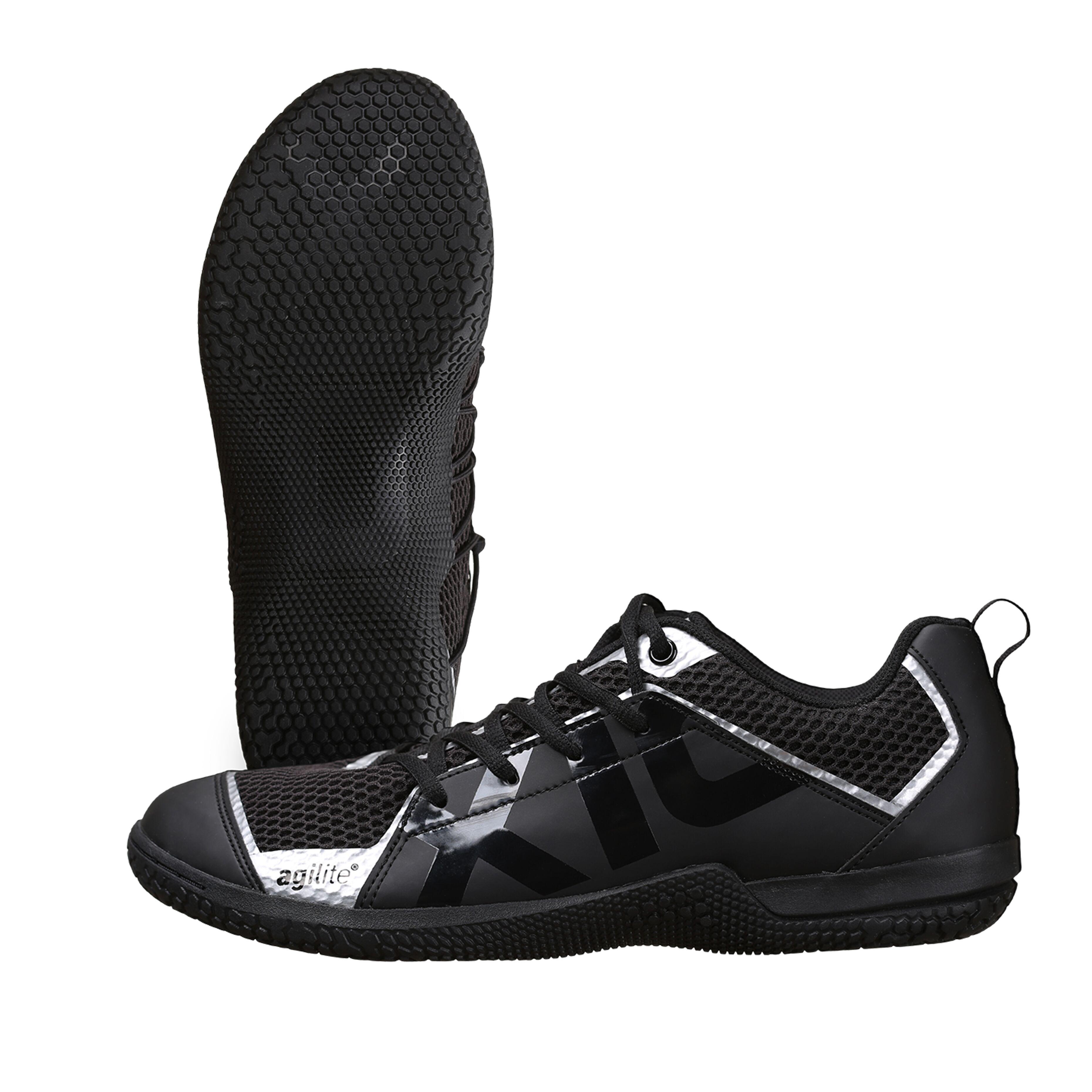 Fabulous Xiom Footwork 2 Professional Table Tennis Shoes Black Silver Uk 6 11 Interior Design Ideas Oteneahmetsinanyavuzinfo