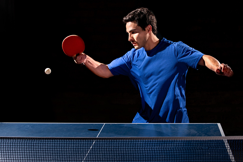 The Most Famous Table Tennis Players Of All Time Custom Table Tennis